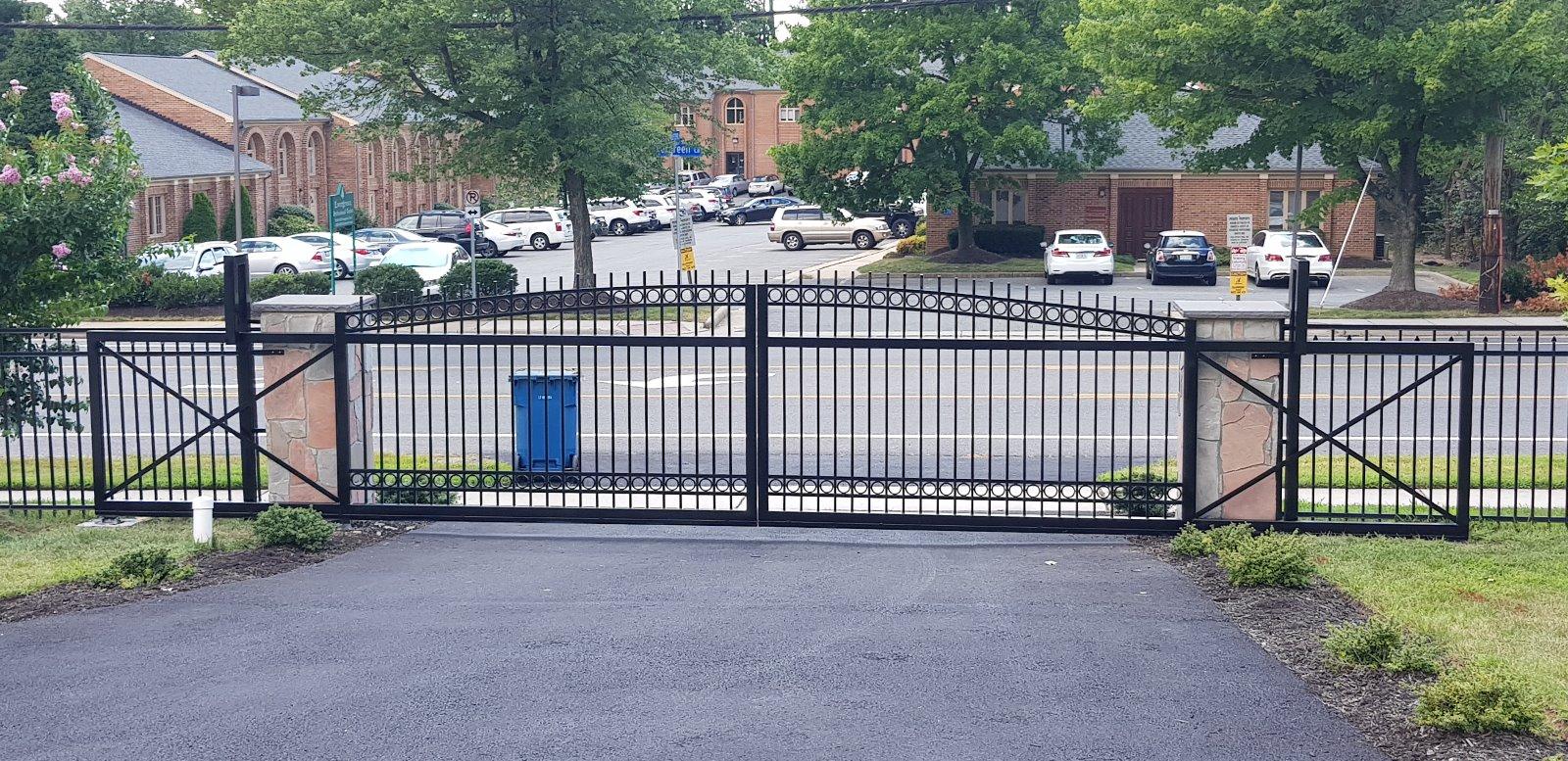 Gate slide